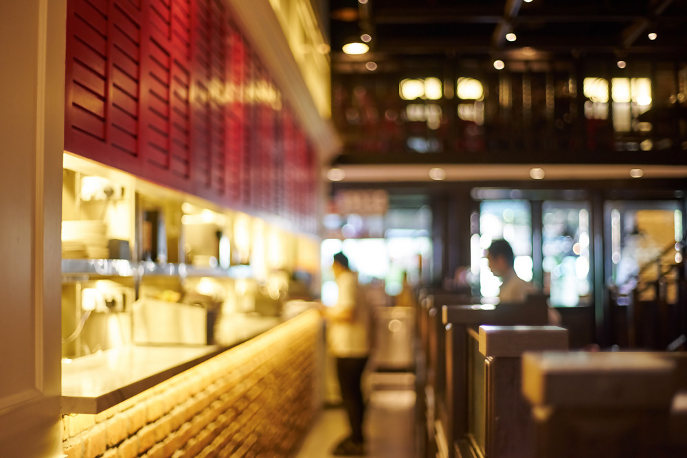 What Makes for Great Restaurant Lighting?